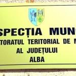 ITM Alba a gasit în urma unui control 23 de muncitori fară forme legale pentru la o firmă din Abrud