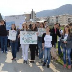 Ziua Pământului a fost sărbătorită de Patrula Eco-Abrud prin informarea cetățenilor