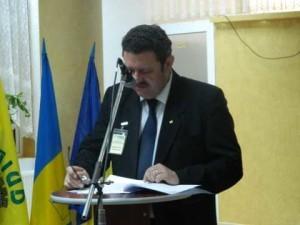 Horațiu Josan, primarul din Aiud, a fost reales președinte al PNL