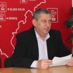 """Ioan Dîrzu, deputat PSD: """"Premierul Victor Ponta a venit la Roşia Montană pentru că judeţul Alba este important pentru Guvern"""""""