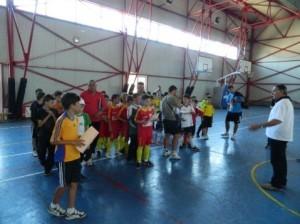 """Echipa școlii """"Avram Iancu"""" din Abrud s-a calificat în faza finală a ONSS la fotbal"""