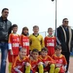 """Echipa școlii gimnaziale """"Avram Iancu"""" din Abrud s-a calificat în finala ONSS la fotbal"""