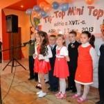 De 1 Iunie,  concursul Tip – Top Mini Top i-a încântat de-a dreptul pe abrudeni