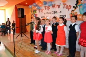 concurs tip-top mini-top abrud