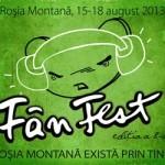 Programul FânFest Roșia Montană – 2013