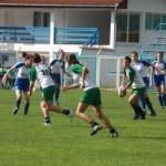 Eșecuri pe linie în meciurile disputate în cadrul campionatului național de rugby în 7 pentru CS Gold Roşia Montană