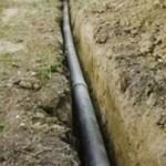 Probe la reţelele de alimentare cu apă şi canalizare, la Bucium