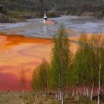 Poluarea din iazul de decantare de pe Valea Şesii – stopată cu bani de la investitorul aşteptat la Cupru Min Abrud