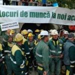 Stoparea mineritului de la Roşia Montană se lasă cu încă 500 de şomeri!
