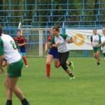 Trei victorii în campionatul Ungariei la rugby feminin pentru CS Gold Roşia Montană