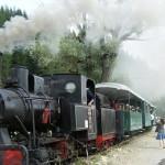 Turism cu… aburi pe ruta Abrud – Câmpeni