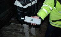 Tânăr de 20 de ani din Abrud cercetat de polițiști, după ce a condus băut și a provocat un accident rutier pe strada Moților