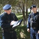 Intervenție a jandarmilor la Dăroaia pentru a aplana un scandal între doi bărbați