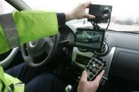 10 șoferi vitezomani sancționați de polițiștii din Abrud, în urma unei acțiuni organizate pe DN 74 și DN 74A