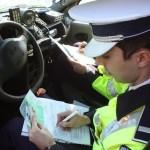 Amenzi de peste 6900 de lei aplicate în urma unui control efectuat pe DN 74 de polițiștii din Abrud și Bucium împreună cu reprezentanții R.A.R. Alba