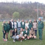 """CS Gold Roşia Montană a câștigat """"Alba Cup"""" şi prima etapă a campionatului naţional de rugby junioare"""