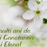 Mesaje de SFINŢII CONSTANTIN şi ELENA 2015. SMS-uri, felicitări, urări de ziua numelui | abrudinfo.ro