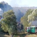 Circulaţia Mocăniţei între Câmpeni şi Abrud, pusă în pericol de construcţii ilegale