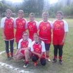 CS Gold Roşia Montană a terminat turul campionatului de rugby junioare pe locul secund
