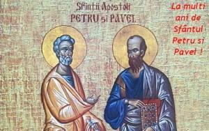 mesaje de Sfintii Petru si Pavel