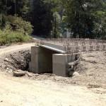 Pod nou spre satul Buninginea