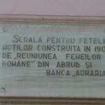 """130 de ani de la """"Reuniunea Femeilor Române din Abrud"""""""