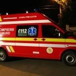 Tânăr de 31 de ani din Abrud rănit în urma unui accident rutier provocat de un șofer din județul Mureș pe DN 74A