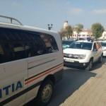 Mai multe zeci de persoane suspectate că ar fi extras ilegal aur de la Roșia Montană, duse la audieri, la IPJ Alba
