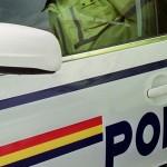 Șofer de 48 de ani din Bucium, aflat în stare de ebrietate, rănit ușor după ce s-a răsturnat cu mașina în pârâul Valea Abruzel
