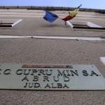 """Cupru Min SA: """"S-a intervenit operativ prin mobilizarea unui număr important de echipe și utilaje grele, care au reușit să limiteze poluarea Râului Arieș"""""""