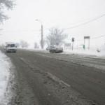 Recomandări ale Poliției Rutiere pentru traficul în condiții de iarnă | abrudinfo.ro