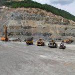 Cupru Min Abrud vrea să vândă la licitaţie 40.000 de tone de concentrat de cupru