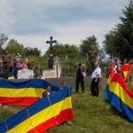 Manifestare patriotică, desfășurată la Abrud, pentru comemorarea eroilor uciși în Revoluția Română de la 1848-1849, din Transilvania