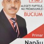 (P) Alegeri Locale 2016 – Continuăm împreună modernizarea comunei Bucium! Alegeţi faptele!