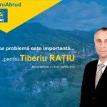 (P) Alegeri Locale 2016 – Soluţia la proasta administrare a oraşului Abrud e oferită de PNL: Tibi Raţiu!