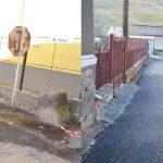 Lucrările de asfaltare, sistate din cauza vremii, la Abrud