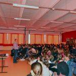 Peste 250 de elevi din Abrud și Cugir au participat, în această săptămână, la întâlniri cu poliţiştii