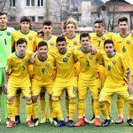 Răducu Pocol, originar din Abrud, a debutat în echipa naţională a României Under 15