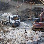 Circa 6000 de metri cubi de steril s-au revărsat în Valea Șesii, ca urmare a unui accident tehnologic produs la iazul de decantare al CUPRUMIN Abrud