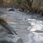 Cupru Min Abrud a fost amendată cu 100.000 de lei pentru poluarea cu steril a Râului Arieș