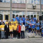 Abrudul a găzduit etapa finală a Olimpiadei Naționale a Sportului Școlar la rugby – ciclul liceal