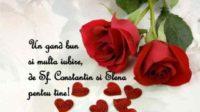 Mesaje și urări de SFINȚII Constantin si Elena. Felicitări pe care le puteți trimite celor dragi de ziua numelui | abrudinfo.ro