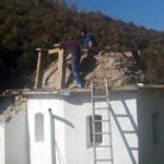 Şantierul de strămutare a bisericii de la Vinţa a fost prădat de hoţi. Aceștia au sustras materiale şi scule în valoare de 3.500 de lei