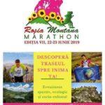 """În zileie de 22 și 23 iulie 2019 va avea loc cea de-a VII-a ediție a Maratonului """"Pachamama Roșia Montană"""""""