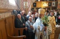 ÎPS Irineu a oficiat slujba de binecuvântare a bisericii din filia Corna, parohia Roșia Montană II